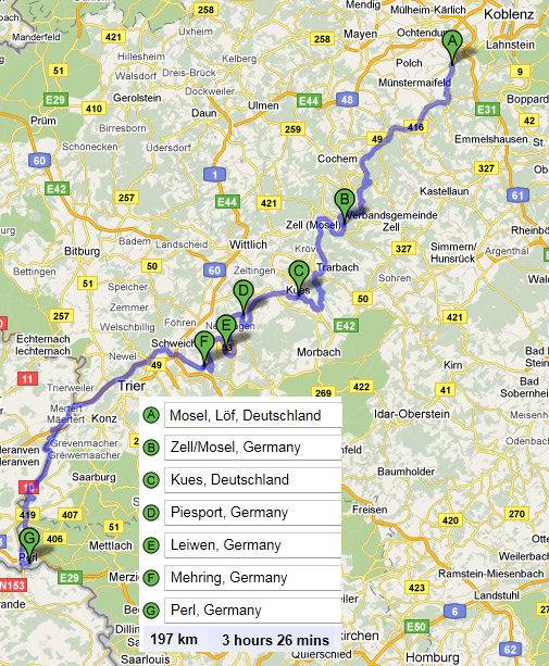 Eu 2011 Tour De Europe Germany Stage 1